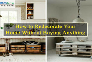 How to Redecorate Your Home Without Buying Anything