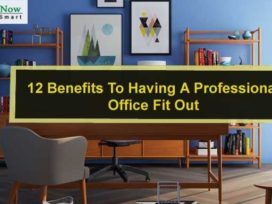 12 Benefits To Having A Professional Office Fit Out