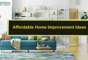 Affordable Home Improvement Ideas