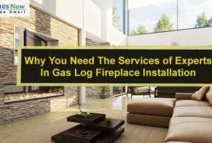 Why You Need The Services of Experts In Gas Log Fireplace Installation