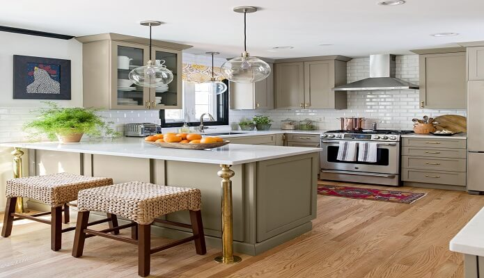 Small Kitchen Makeover Ideas On A Budget