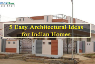 5 Easy Architectural Ideas for Indian Homes