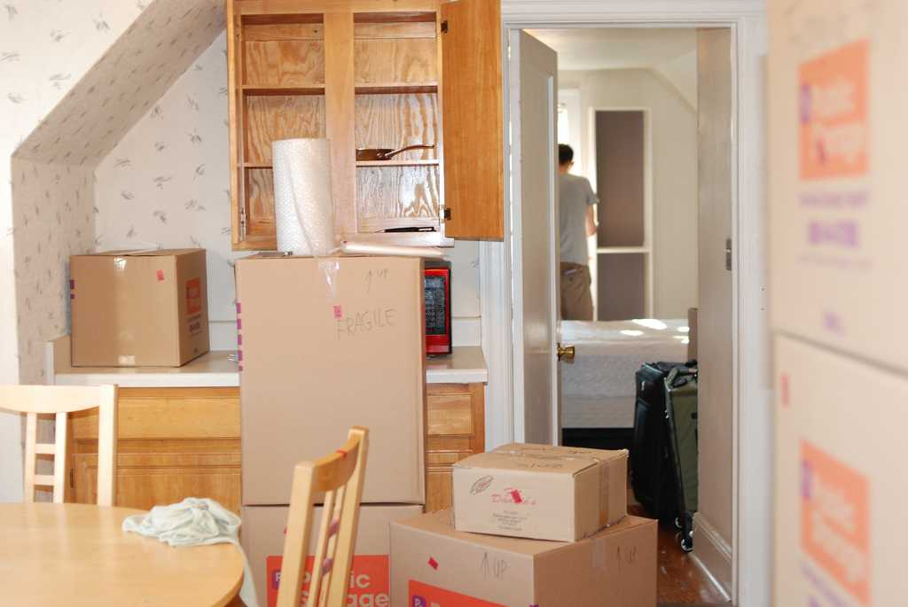 Should you move out