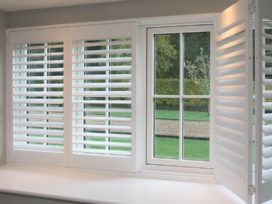 Plantation Shutters: Different Types And How To Select One